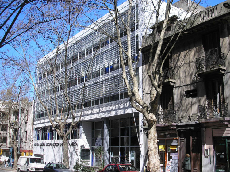 Alianza Cultural Uruguay-EEUU