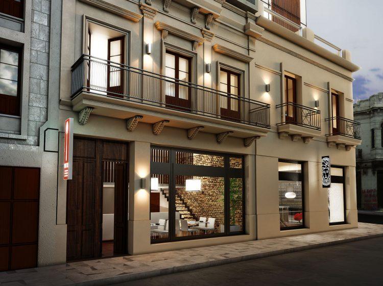 Hotel Vain Montevideo
