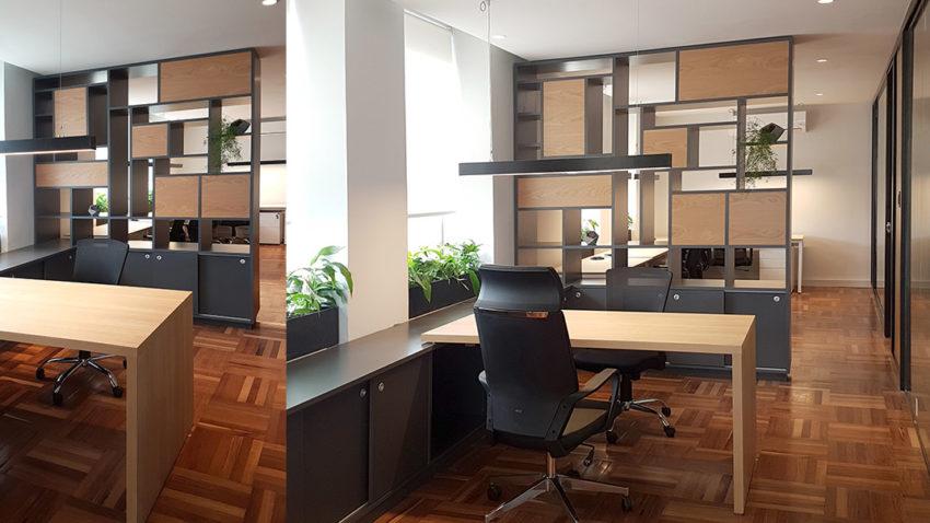 Oficinas IDALEN