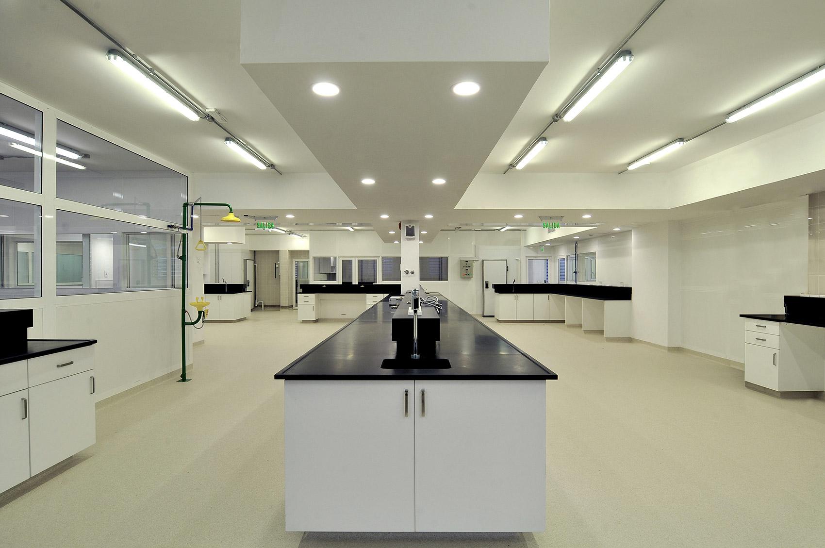 Laboratorio de Microbiología LATU