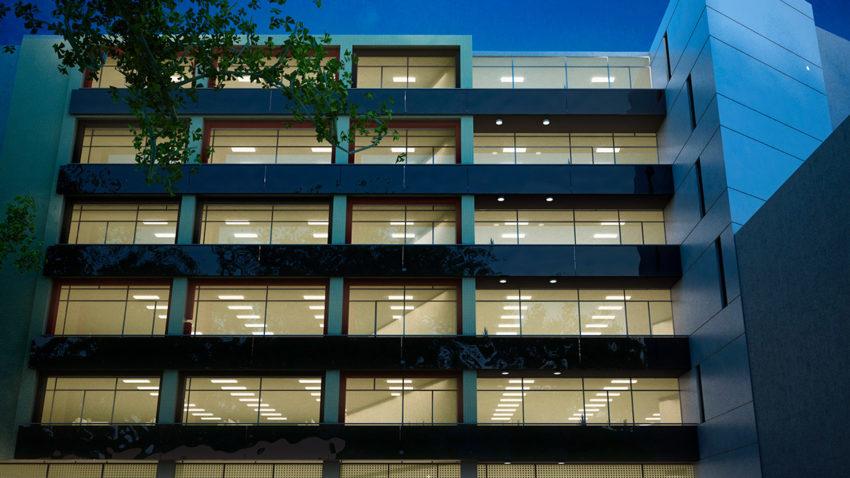 Edificio Cooperativa Bancaria