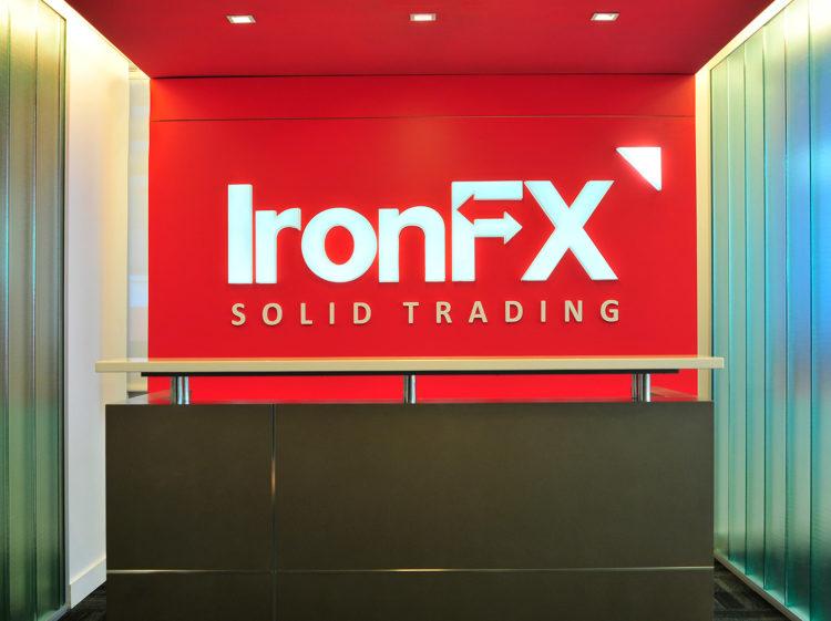 Oficina IronFX