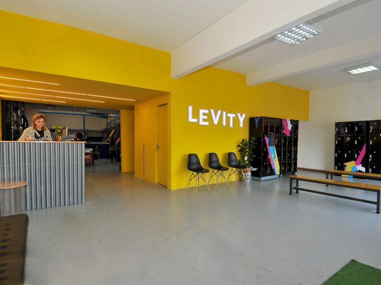 Levity Trampoline Park