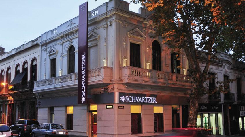 Edificio Shvartzer